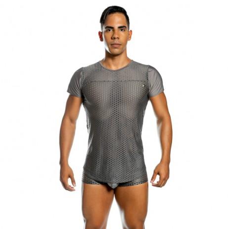 GIGO Mesh Boxershort - Mixture Gray