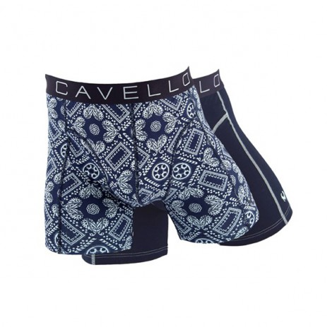 Cavello Paisley Print Boxershort Set