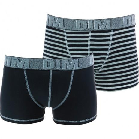 DIM Casual Boxershort 2 Pack Violet