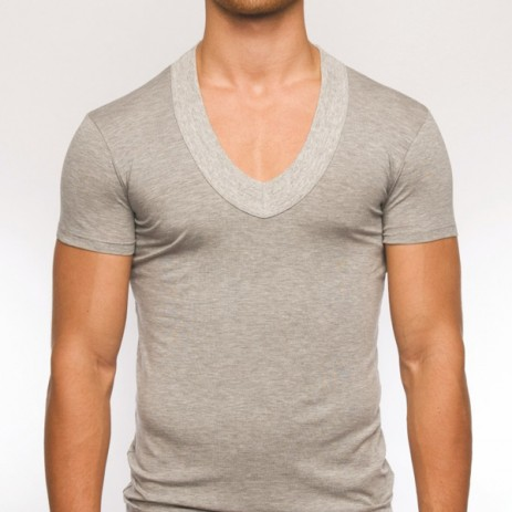 Modus Vivendi Pure V-Shirt Zwart