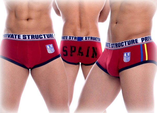 159bb9a0afc Private Structure Hipster Spain Red kopen | Underwear-Store.nl