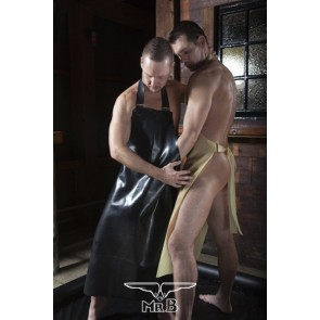 Mister B Rubber Butchers Apron