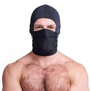 Mister B Lycra Ninja Hood - Rood