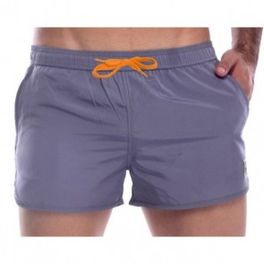Private Structure Mens Bodywear Shorts Grey