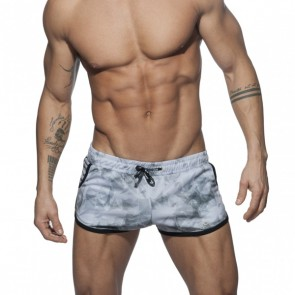 Addicted Geoback Rocky Short Heather Grey