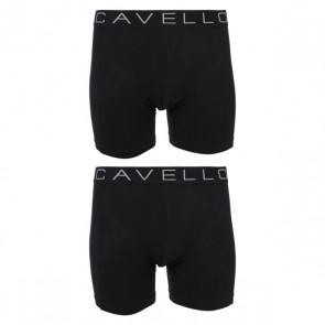 Cavello 2 Pack Boxershorts - Zwart