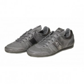 ES Leather Sneakers Zwart