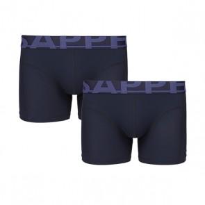 Sapph Men Micro Short 2 Pack - Zwart