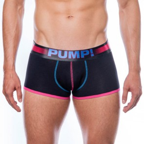 Pump PLAY Boxer - Fuchsia voorkant