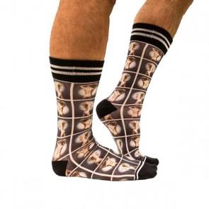 Sock My Sexy Poses - Heren Sokken