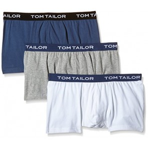 Tom Tailor Boxershort 3 Pack Melange
