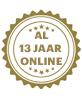 Al 13 jaar online